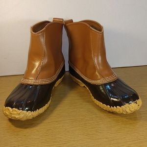 Sorel Fishawk Winter Boots, Sz 8